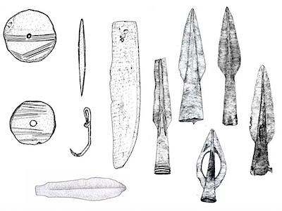 Глава 2.2. Материальная культура и хозяйство населения бронзового века
