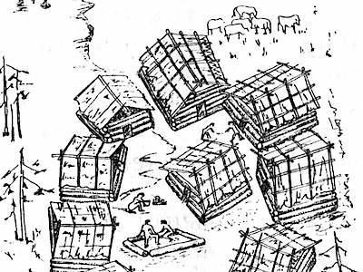 Глава 2.3. Особенности расселения и домостроительства
