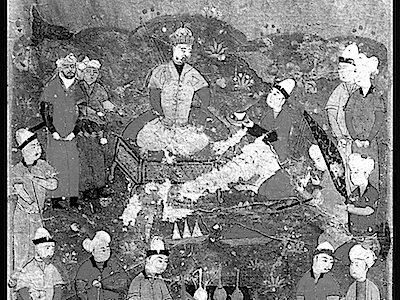 Глава 5.4. Узбекское ханство на юге Западной Сибири (1430-1460-е годы)
