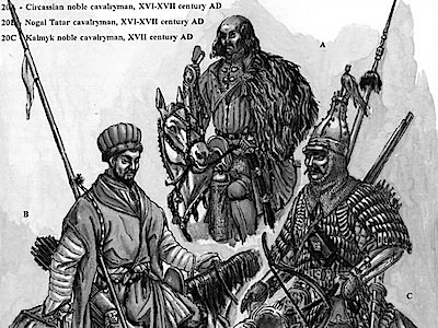Глава 6.1. Кучумовичи и начальный этап вхождения региона в состав Русского государства