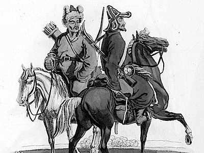 Глава 6.2. Калмыки, зауральские тюрки и их отношения с русскими властями