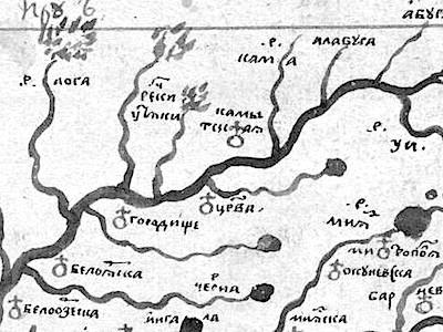 Глава 7.1. Места выхода переселенцев и основные пути заселения края