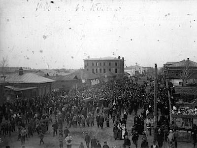 Глава 14.2. Пик революционных выступлений. Трагедия 19 октября 1905 года