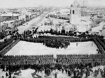Глава 14.5. Зауральцы на фронтах Первой мировой войны