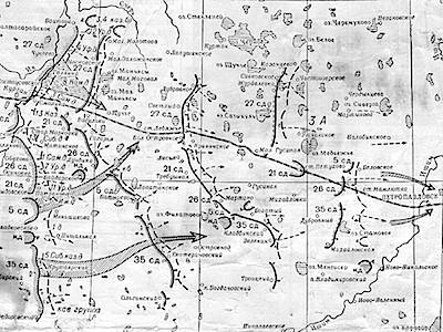 Глава 17. Гражданская война в Притоболье