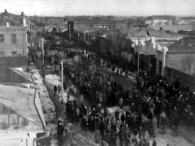 Глава 17.4. Крестьянское восстание 1921 года