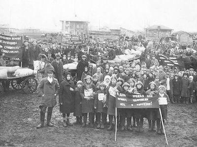 Глава 20.2. Коллективизация в Зауралье и развитие сельского хозяйства во второй половине 1930-х годов