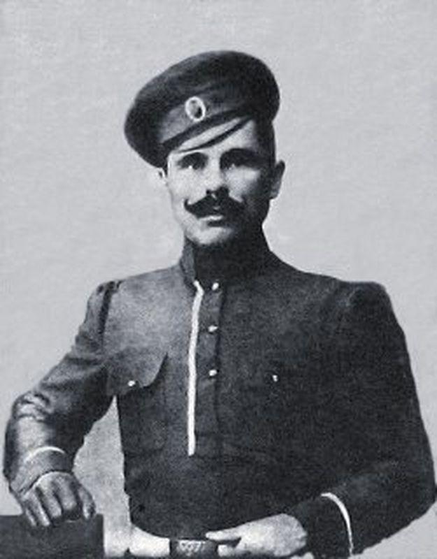 Дмитрий Егорович Пичугин.