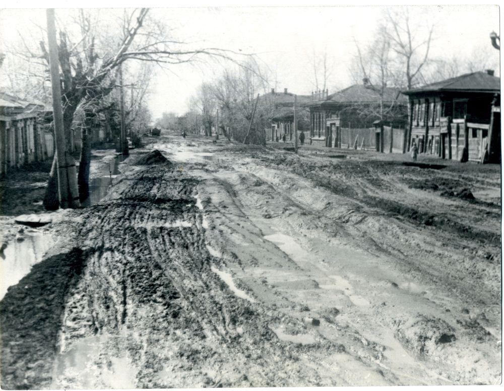 Курган, ул. Горького. 1951 г.