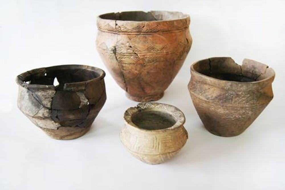 Сосуды бронзового века